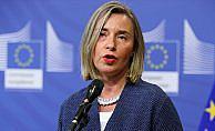 AB Dış İlişkiler Temsilcisi Mogherini: BMGK'nin ateşkes kararının derhal uygulanmasını bekliyoruz