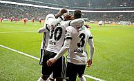 Beşiktaş, Vodafone Park'ta farklı