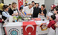 Çölyak hastalarına aşçılık eğitimi