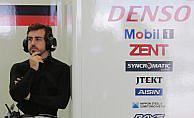 Fernando Alonso, Toyota'nın kokpitinde