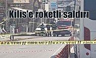 Kilis'e roketli saldırı; 4 yaralı var