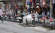 Motosiklet meraklısı kent