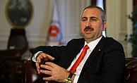 Adalet Bakanı Gül: Hiç kimse yargıya talimat veremez, telkinde bulunamaz