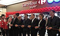 CarrefourSA'nın Konya'daki ilk süpermarketi açıldı