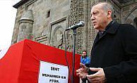 Cumhurbaşkanı Erdoğan: Rabbim bizlere fethi yakın kılsın