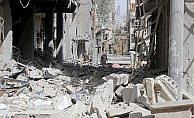 Esed rejiminde Guta'ya klor gazlı saldırı
