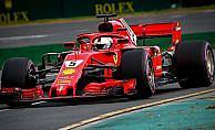 Ferrari 2018'e iyi başladı