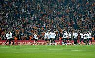 Galatasaray'a derbi öncesi taraftar desteği