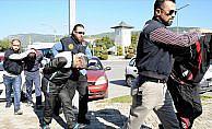 Gemiyle gelen teröristlere 15'er yıl hapis istemi