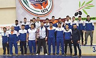 Gençler Greko-Romen Güreş Türkiye Şampiyonu İBB Oldu