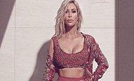 Kardashian'ın tek ihtiyacı bronzlaşmak