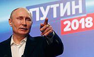 Putin yeniden devlet başkanı seçildi