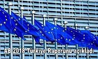 AB 2018 Türkiye Raporunu açıkladı