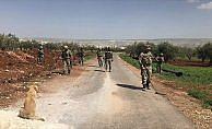 Afrin'de sivil personel şehit oldu
