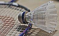 Badmintonda altın madalya