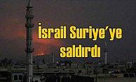 Esed rejiminin askeri üsleri vuruldu