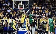 Fenerbahçe Doğuş THY Avrupa Ligi'nde normal sezonu mağlubiyetle kapattı