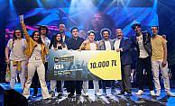 fizy 21. Liseler Arası Müzik Yarışması'nda kazananlar belli oldu