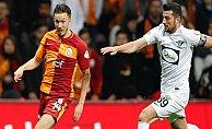Galatasaray'da şok, kupadan elendiler