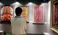 'Geleceğin Yıldızları için Karma Eserler Sergisi' açıldı
