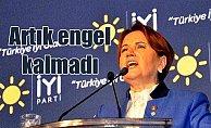 İYİ Parti için seçim engeli kalmadı: İYİ Parti 24 Haziran'a hazır