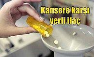 Kansere karşı Türkiye'den ilk yerli ilaç geliştiriliyor