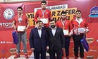 Muhammed Hamza Bakır Şampiyon Oldu