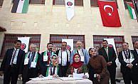 Tenzile Erdoğan İHL ile Filistin'deki Türk lisesi kardeş okul oldu