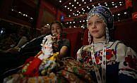 TRT 23 Nisan Çocuk Şenliği için 40 ülkeden öğrenciler geldi