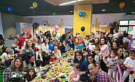 Turkcell Global Bilgi, 23 Nisan'ı çalışanlarının çocuklarıyla kutladı