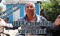 UBER kullananlar vatan haini: Taksiciler Birliği Başkanı'ndan şok sözler