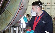 'Yılda 1,1 milyar dolar ciroluk uçak bakım merkezi'