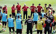 A Milli Futbol Takımı Tunus karşısında