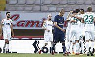 Aytemiz Alanyaspor sezonu 3 puanla kapattı
