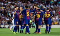 Barcelona'nın yenilmezlik ünvanını Levante elinden aldı