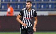 Beşiktaş Tosic'iKAP'a bildirdi