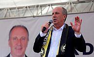 CHP'nin cumhurbaşkanı adayı İnce: İlk turda seçileceğim