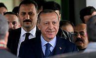 Cumhurbaşkanı Erdoğan İBB'nin Saraçhane'deki binasını ziyaret etti