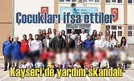 EWE Türkiye#039;nin yardım skandalı: Kıyafet verilen çocuklar teşhir edildi