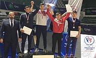 Genç Güreşçilerimizden 1 Altın, 1 Bronz Madalya