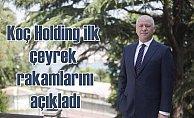 Koç Holding'ten Yılın ilk çeyreğinde 24.6 milyar TL ciro