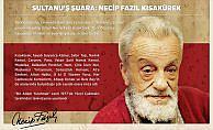 'Sultanu'ş Şuara': Necip Fazıl Kısakürek