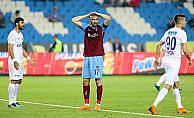 Trabzonspor evinde farklı mağlup oldu