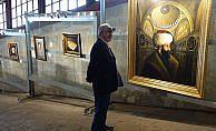Yakup Cem koleksiyonu sergisi açıldı