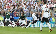 Almanlar mağlubiyetle başladı