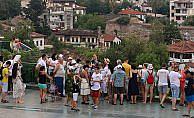 'Antalya'ya bir günde 79 bin yabancı turist geldi'