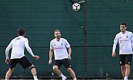 Beşiktaş'ta Negredo antrenmanda yer almadı