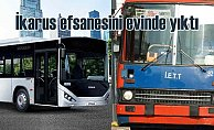 İkarus Efsanesi'ni Otokar çökertti: Macaristan'a 400 otobüs sattı