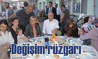 İnce: Türkiye'nin dört bir yanında değişim rüzgarı esiyor