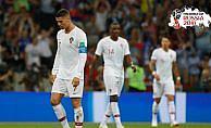 Ronaldo'lu Portekiz elendi Uruguay, Fransa'nın rakibi oldu